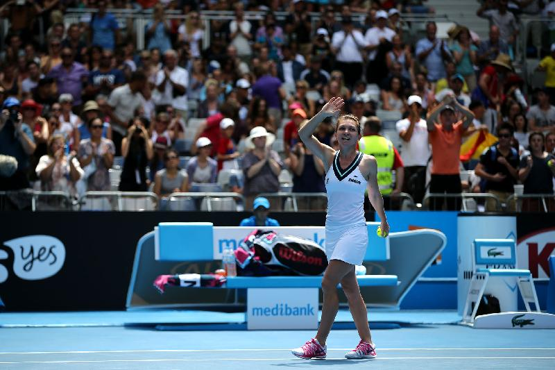 Simona Halep: modestia unui campion si lipsa de fair-play a Eurosport