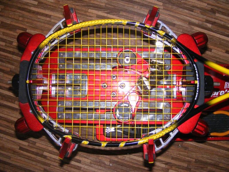 Racordez rachete tenis in Cluj-Napoca!