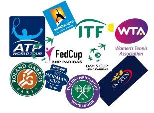 Turneele de tenis in cursul unui an