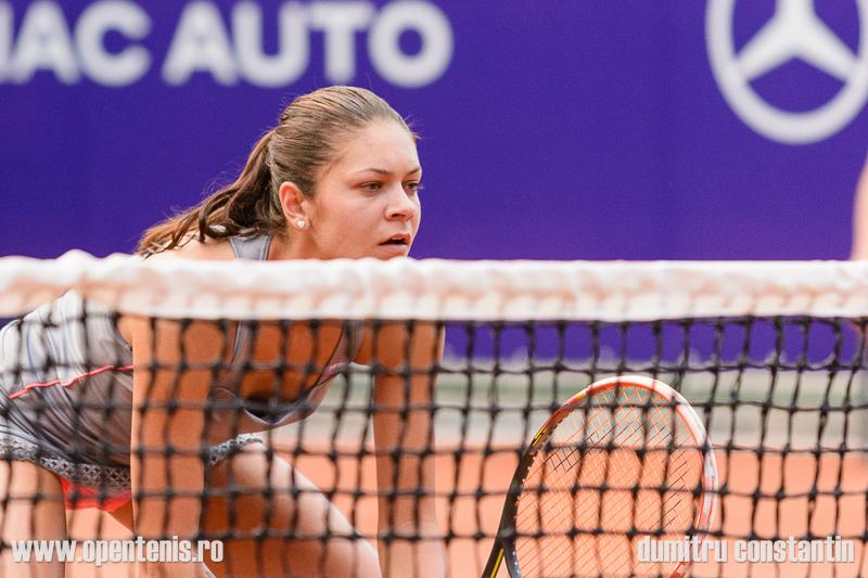 Galeria foto dupa ziua de luni de la BRD Bucharest Open