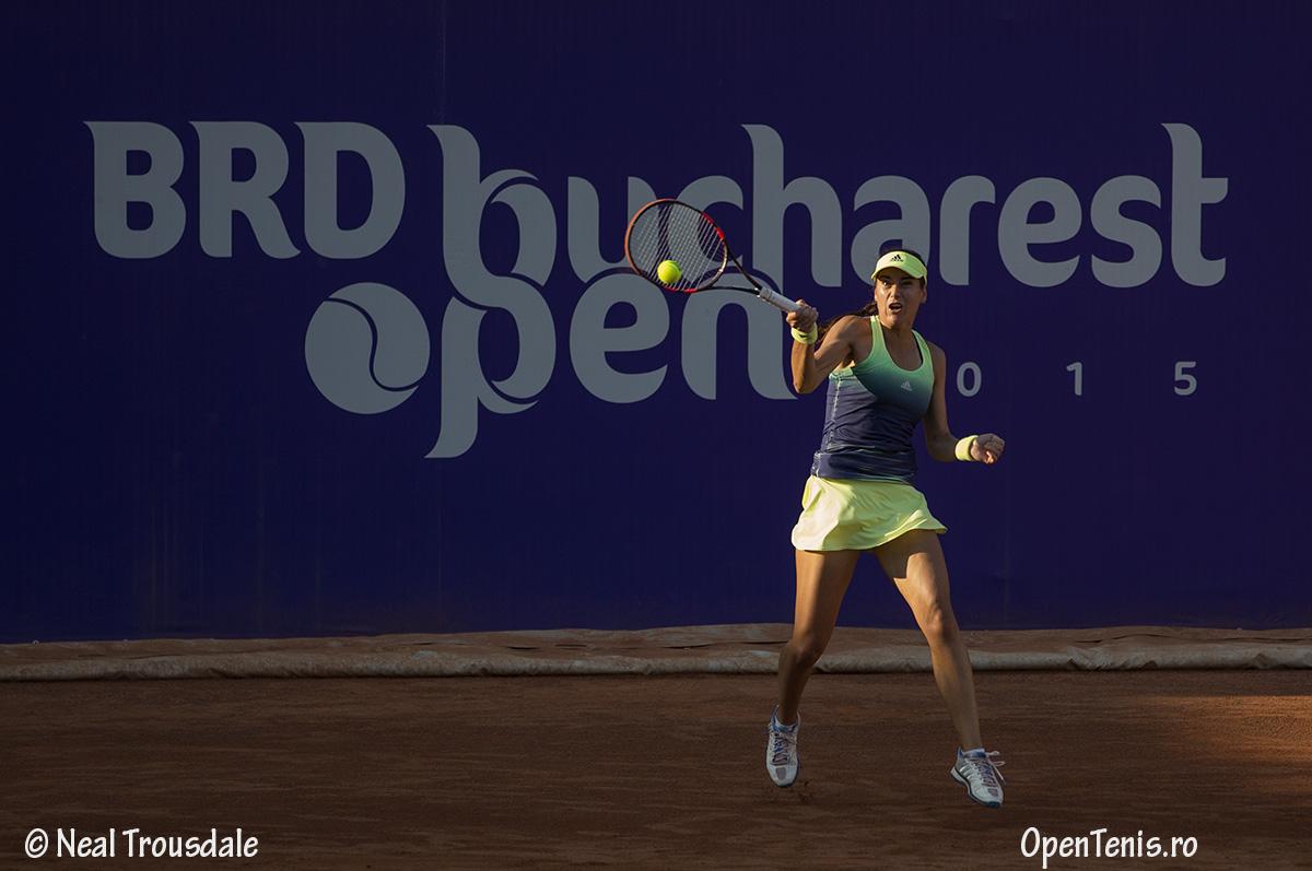 Sorana Cirstea vs Andreea Mitu - galerie foto