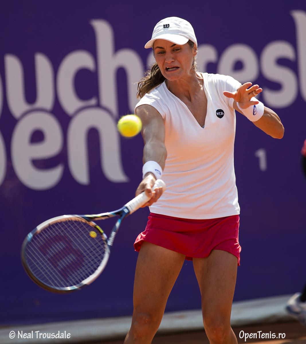 Monica Niculescu vs Andreea Mitu - galeria foto