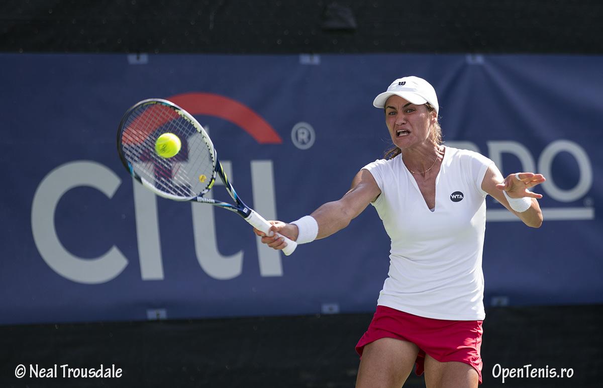 Monica Niculescu se califica in runda secunda la Citi Open
