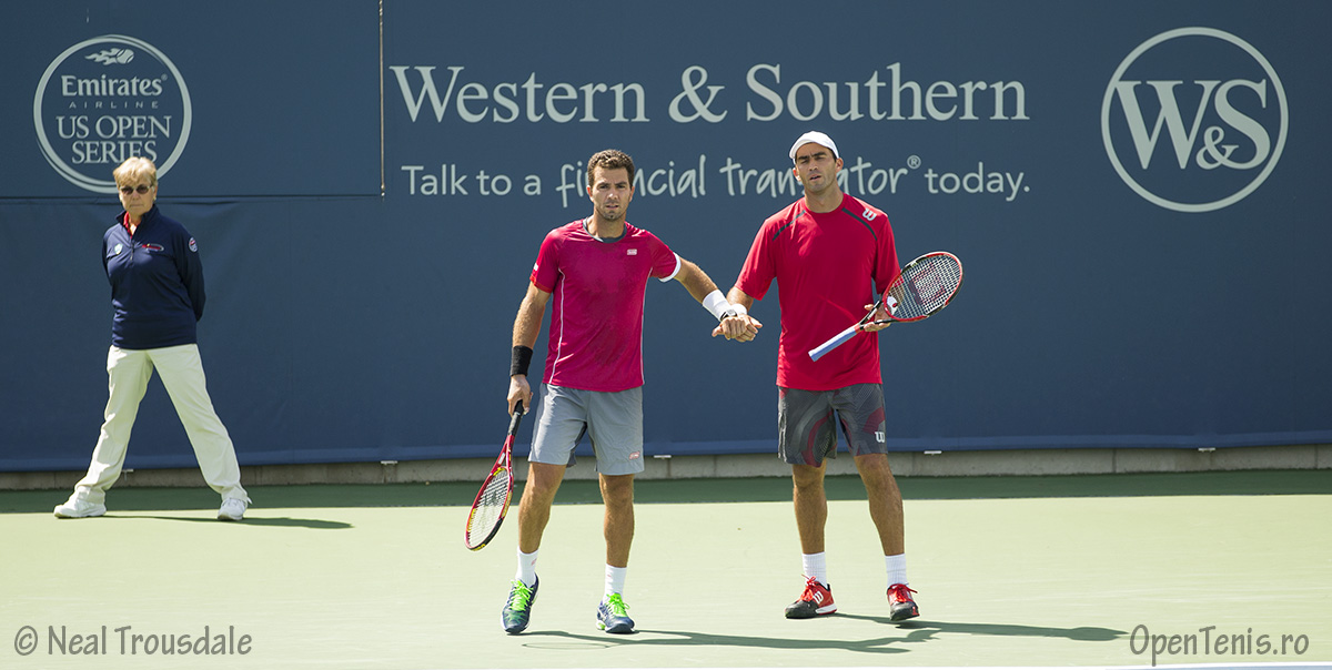 Infrangere pentru Horia Tecau la Western & Southern Open
