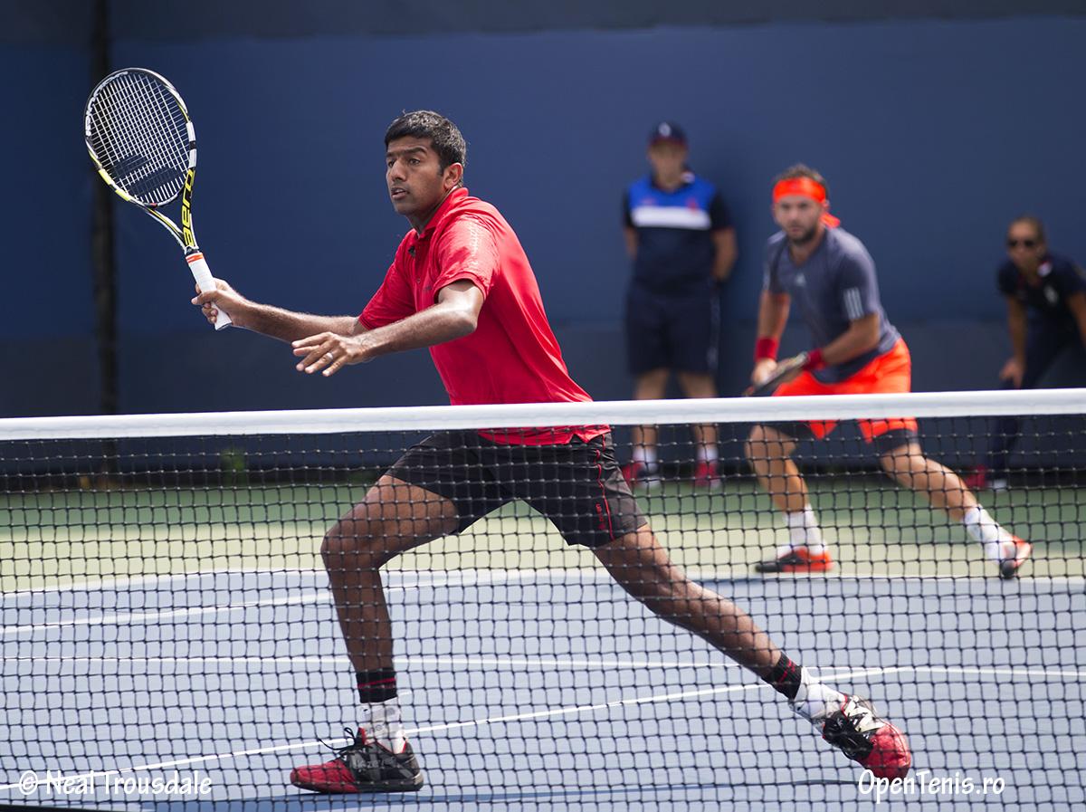 Florin Mergea la US Open
