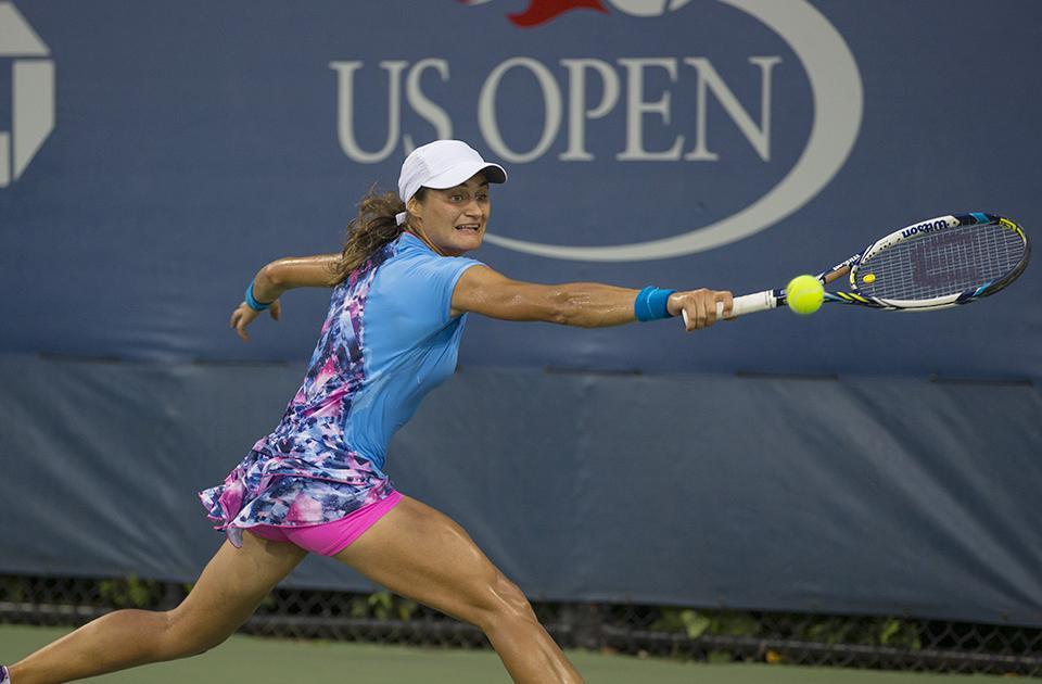 Monica Niculescu se califica in turul secund la US Open
