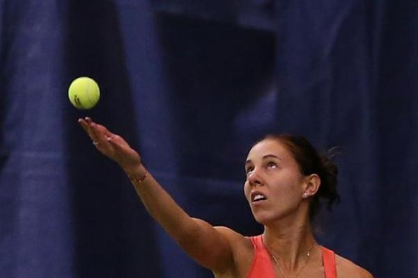 Mihaela Buzarnescu la Tevlin Challenger