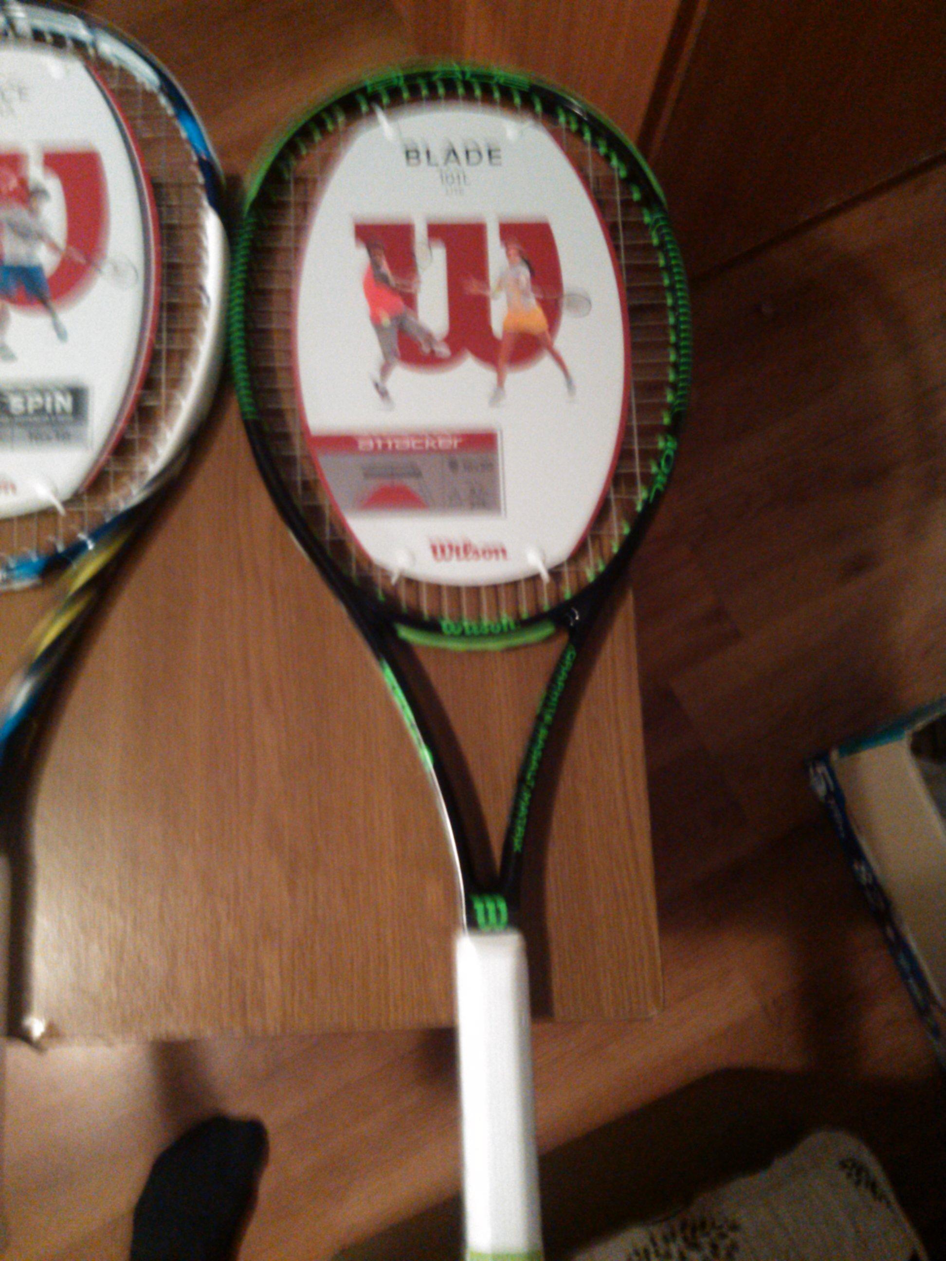 Rachete tenis 2015