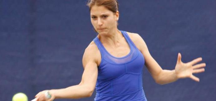 Daiana Negreanu s-a retras din calificări