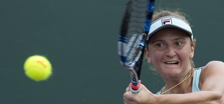 Irina Begu - o nouă victorie la Miami Open - galerie foto