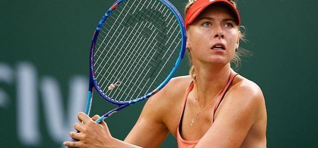 Maria Şarapova a fost depistată pozitiv!!!