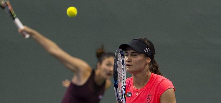 Monica şi Margarita sunt în semifinale