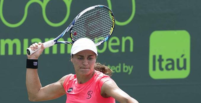 Monica Niculescu - victorie în turul secund la Miami Open - galerie foto