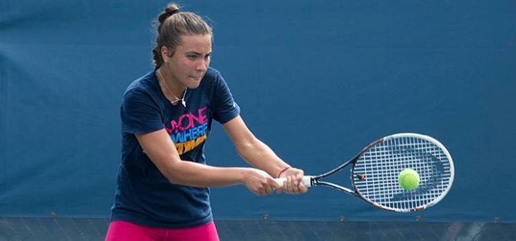 """Ruse: """"Vreau ca la sfârşitul anului să ajung în TOP 200 WTA"""""""