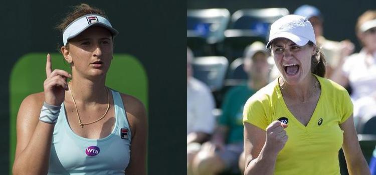 Irina şi Monica vor juca în sferturi