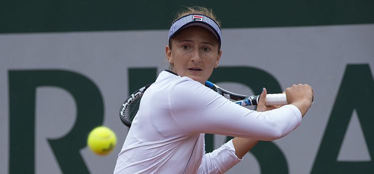 Meciul Irinei Begu din optimi la Roland Garros în imagini