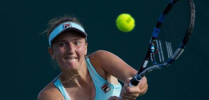 Irina Begu s-a calificat în sferturi