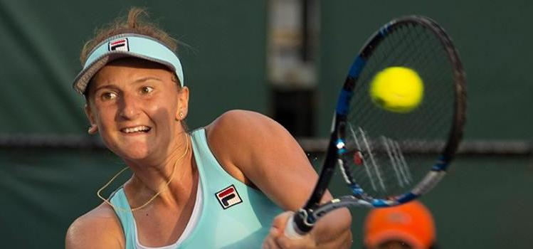 Margarita Gasparyan – Irina Begu 3-0 şi 0-12