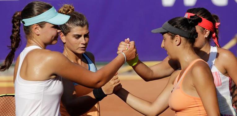 Victorie românească la dublu la BRD Bucharest Open