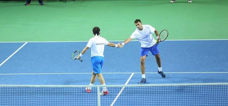 Mergea şi Tecău au câştigat la dublu cu Spania