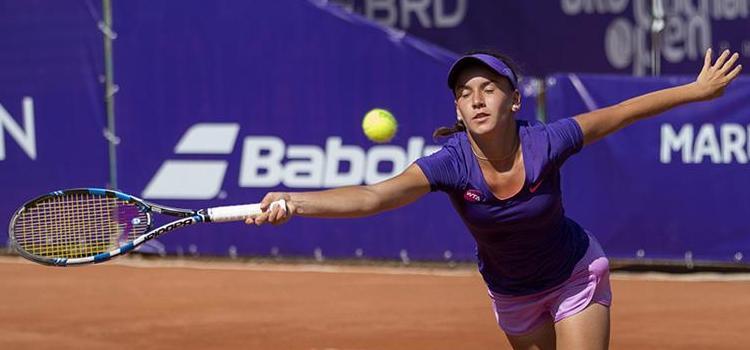 Irina Bara luptă pentru trofeu la Hodmezovasarhely