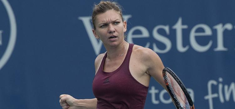 Simona dă, iar, peste Serena