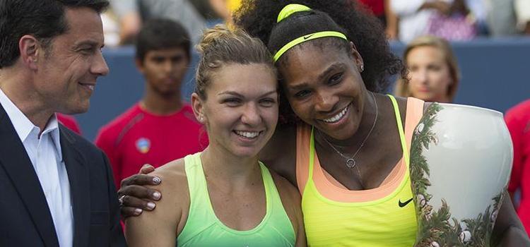 Simona o poate detrona pe Serena
