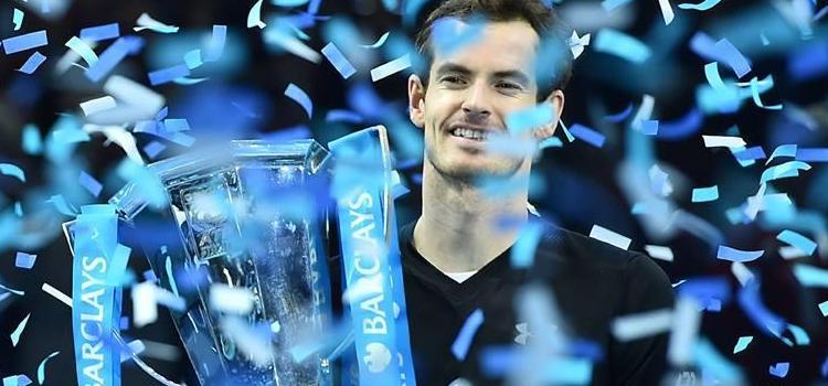 Murray este campionul campionilor