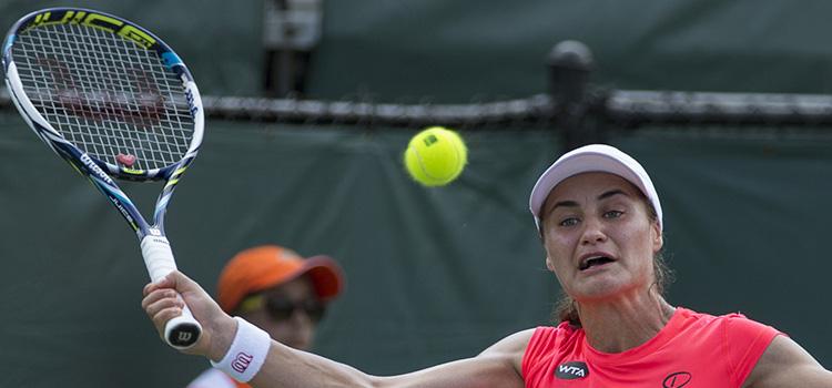 Niculescu, învinsă de locul 189