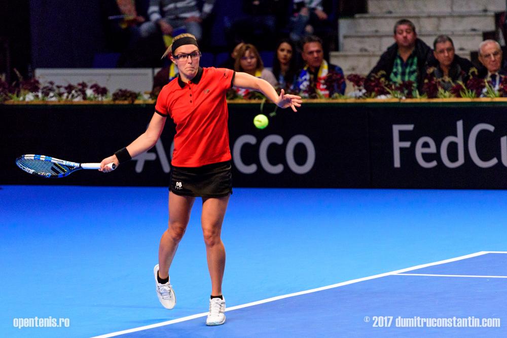 tenis monica niculescu live