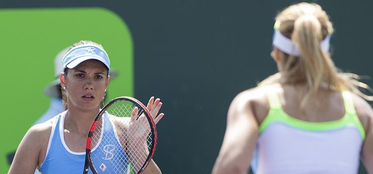 Raluca Olaru a fost eliminată la Miami Open
