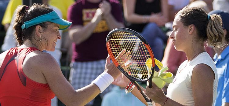 Ana Bogdan va juca în turul I cu Jelena Ostapenko