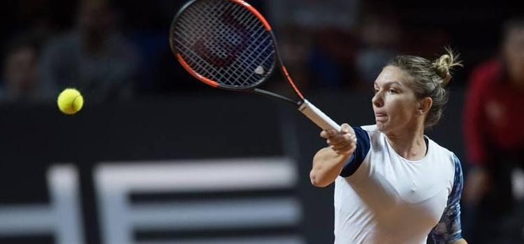 Halep a ratat calificarea la dublu în semifinale la Stuttgart