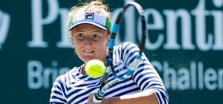 Irina-Camelia Begu s-a oprit în sferturi la Charleston