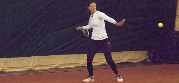 Irina-Camelia Begu are palmares negativ la simplu în Fed Cup