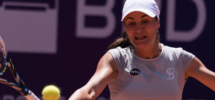 Monica Niculescu a fost eliminată în primul tur la Ladies Open Biel Bienne