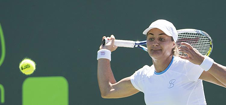 Monica Niculescu joacă azi în semifinale la Biel