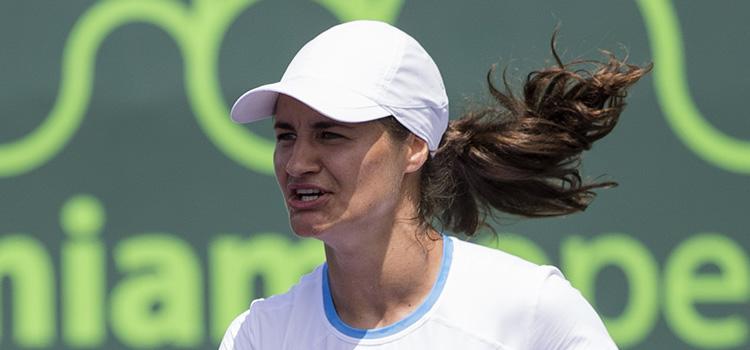 Monica Niculescu este în sferturi la Biel