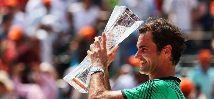 Federer ia o pauză până la Roland Garros