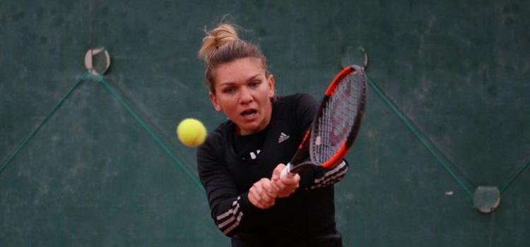 Simona Halep nu a pierdut cu Heather Watson