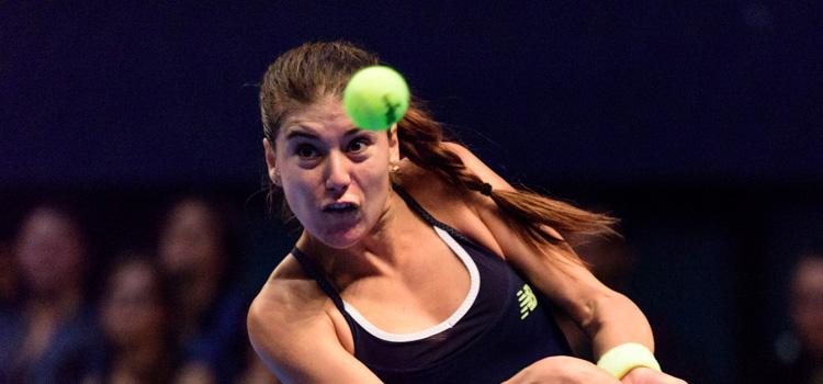 Sorana Cîrstea are palmares pozitiv la simplu în Fed Cup