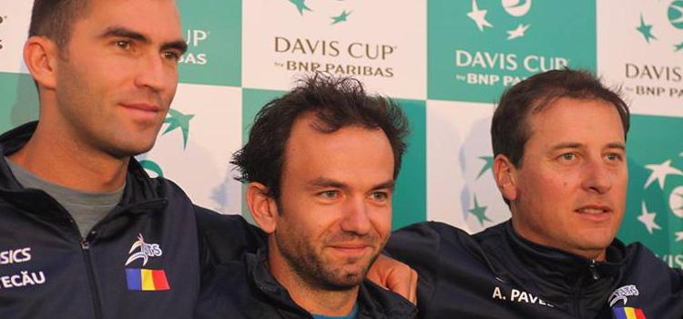 Cu Austria în Cupa Davis