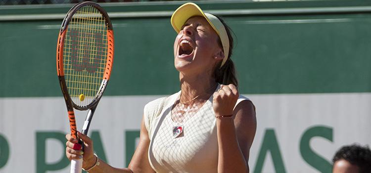 Ana Bogdan a câştigat duelul româncelor la Roland Garros