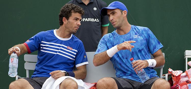Debut în forţă pentru Horia Tecău şi Jean-Julien Rojer la Roland Garros