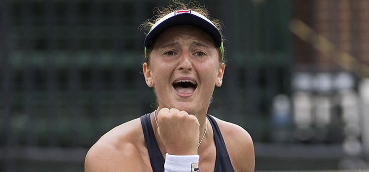 Irina-Camelia Begu s-a calificat în turul 2 la Madrid