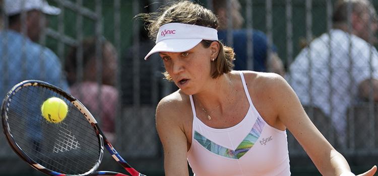 Patricia Ţig a câştigat un singur game