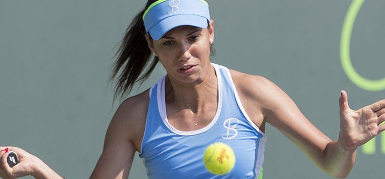 Raluca Olaru este în semifinale la Cagnes-sur-Mer