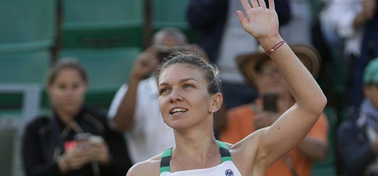 Calificare fără emoţii pentru Simona Halep la Roland Garros