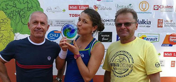 Dulgheru a câştigat turneul de la Montpellier