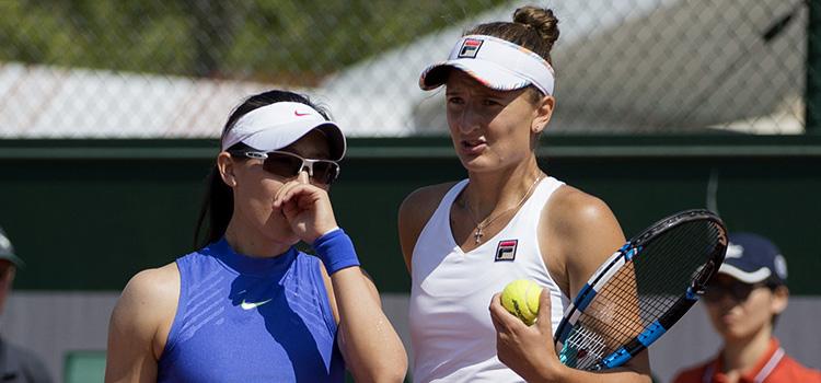 Irina Begu este în turul 2 la dublu la Roland Garros